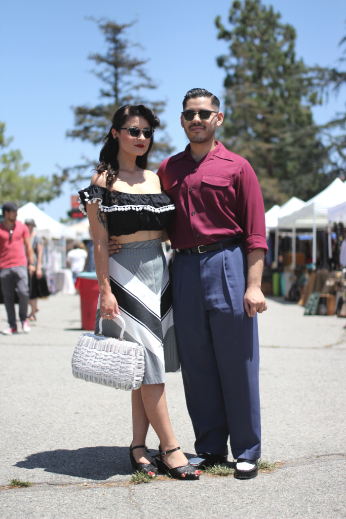 40's, 50's, 60's, 70's, Flea Market, Melrose, Ray-bans, street style, Vintage