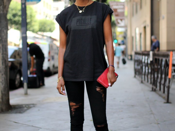 Barton Perreira, Cartier, Comme Des Garcons, dtla, Fashion District, Los Angeles, Nike, Pigalle, street style