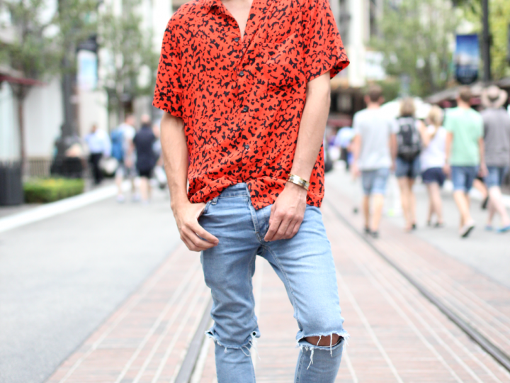 American Apparel, Celine, glasses, Los Angeles, Pants, Shoes, street style, The Grove, Topman