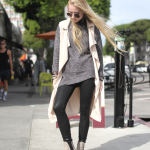 Boots, CarMar, glasses, Jeans, Jewelry, Larchmont, LF, Report Signature, street style, Sweater, Vest