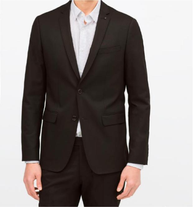 Basic Blazer, $119