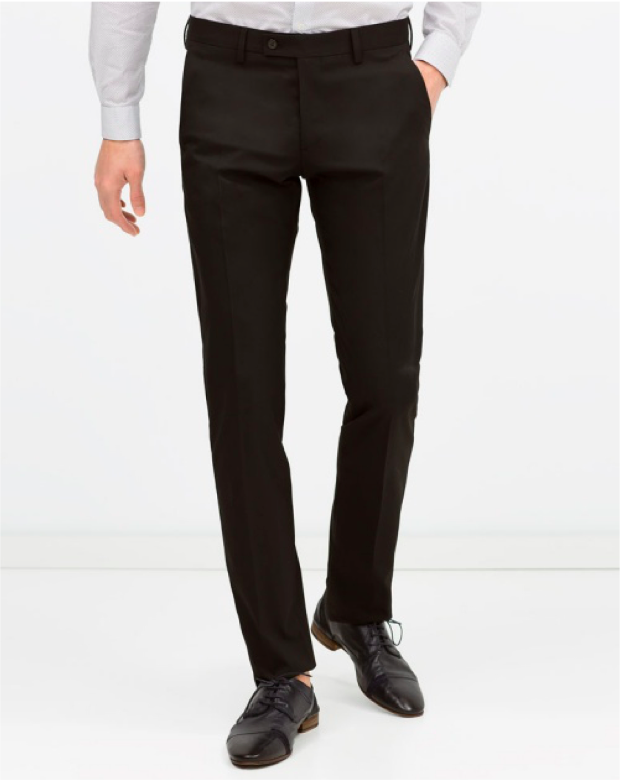Basic Trousers, $59.90