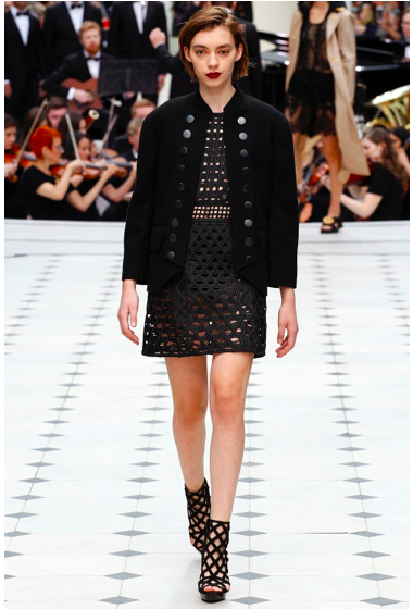Burberry Prorsum Spring:Summer 2016 Ready-to-Wear Collection