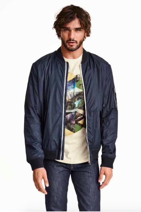 H&M Nylon Jacket