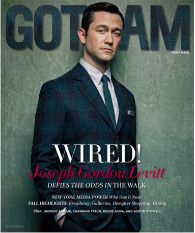 Joseph Gordon-Levitt for Gotham magazine
