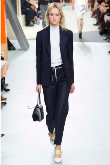 Louis Vuitton Fall:Winter 2015 Look