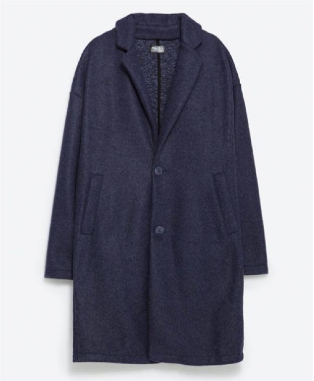 Oversized Coat, $119