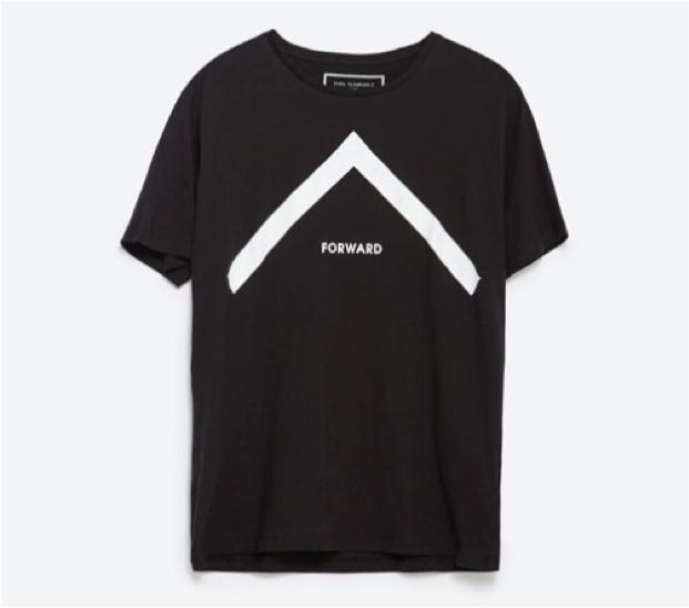 Text T-Shirt, $17.90