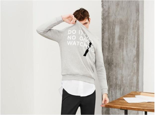 Zara Men A:W 2015 Editorial,.