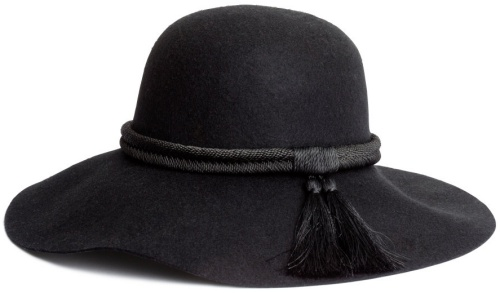 H&M Floppy Wool Hat
