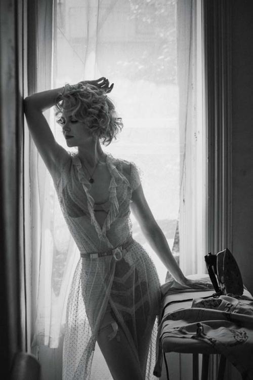 Nicole Kidman for Interview magazine