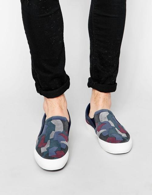 """""""Rene"""" Slip-on Sneakers"""