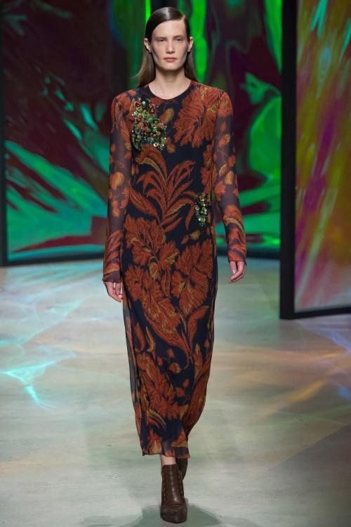Thakoon Fall 2015 Ready-to-Wear Dress