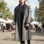 Dr.Martens, fairfax, Flea Market, Melrose, Model, street style