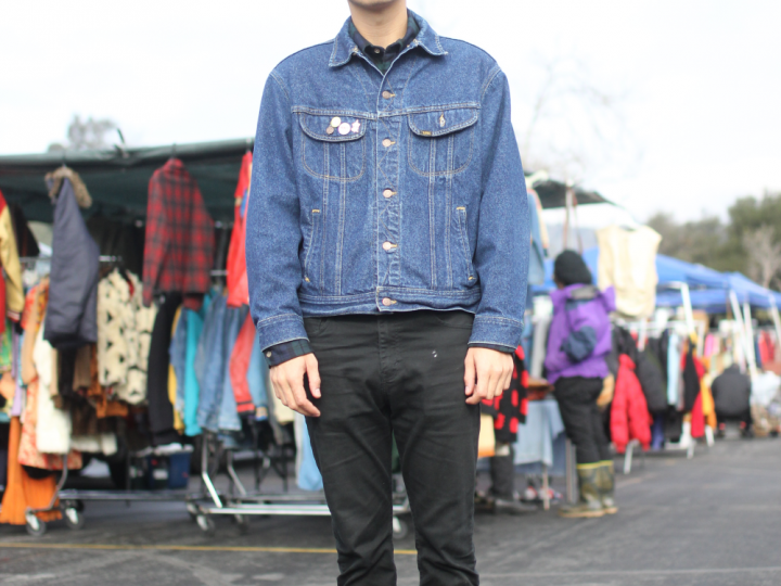 Denim, Dr.Martens, Flannel, lee, levi's, pasadena, punk, Ray-bans, rose bowl flea market, street style, Vintage