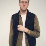 Casey Franklin, 21 Men (Forever 21), Aldo, Casio, Lands' End, levi's, street style, Warby Parker