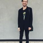 Joe Fragrassi, madewell, street style, Thrifted