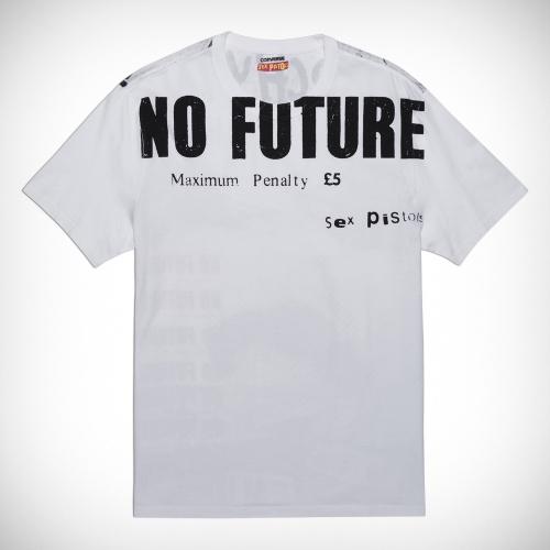 Men's Sex Pistols No Future Tee