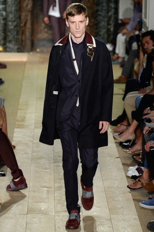 Valentino Spring 2015 Menswear Collection