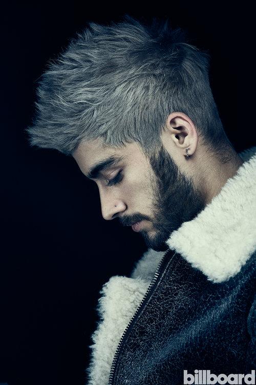 Zayn Malik for Billboard