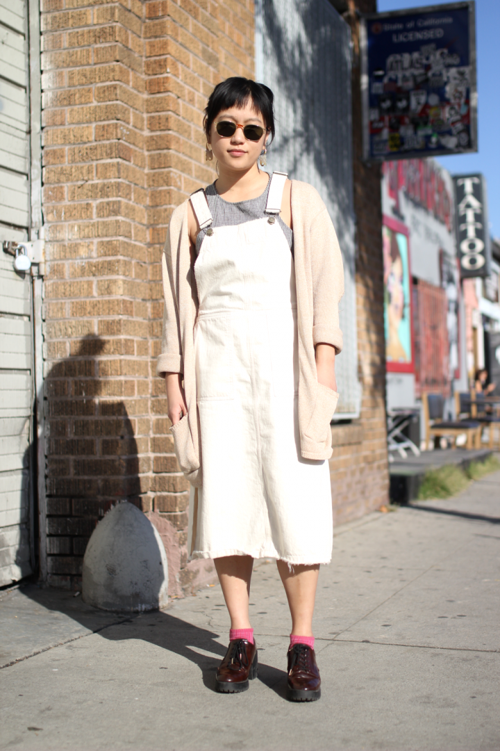 highland park, Urban Outfitters, Vintage, Zara, street style, Christine