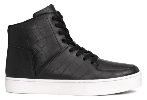 High Tops in Black