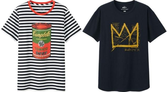Uniqlo gets artsy in new sprz ny line for Uniqlo moma t shirt