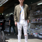 acne, Customized, DIY, Larchmont, Oak NYC, Topshop, street style,