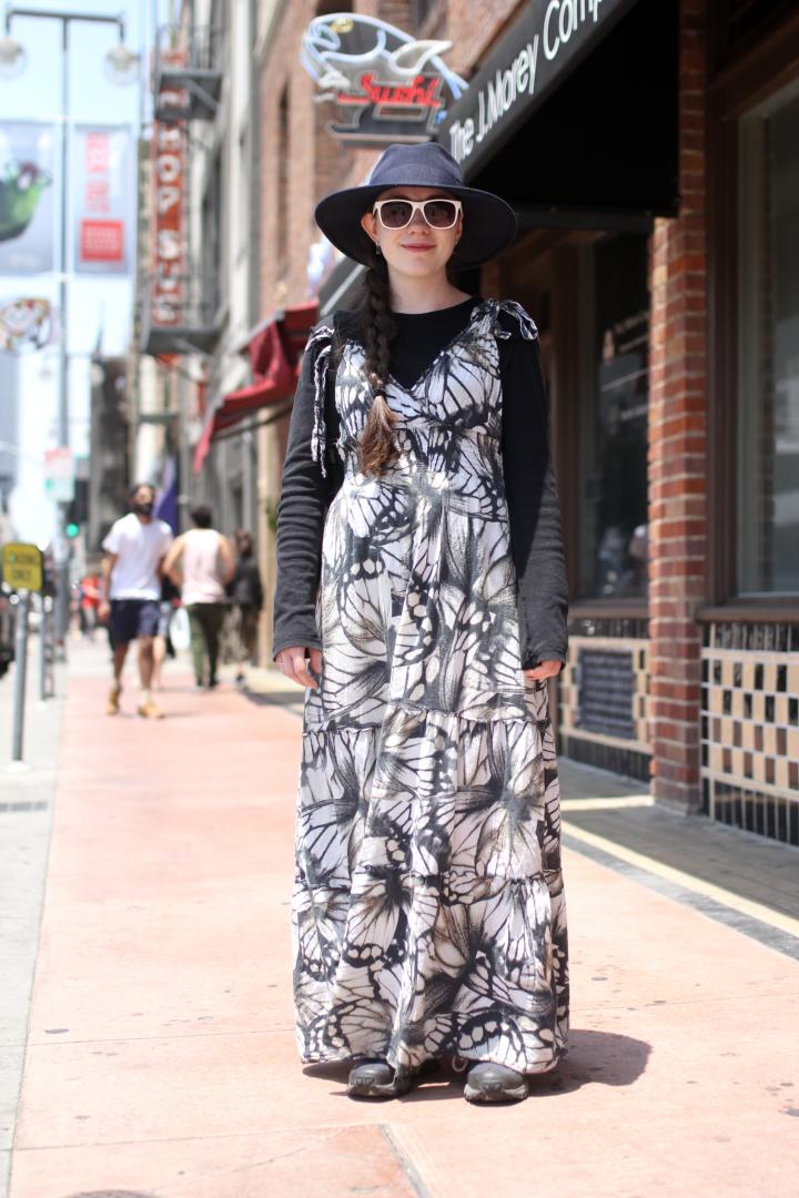 asos, dtla, Little Tokyo, primark, street style,