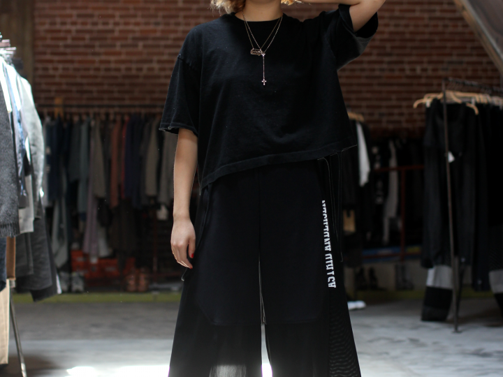 Arts District, astrid anderson, dtla, h. lorenzo, raf simmons, Thrifted, street style,