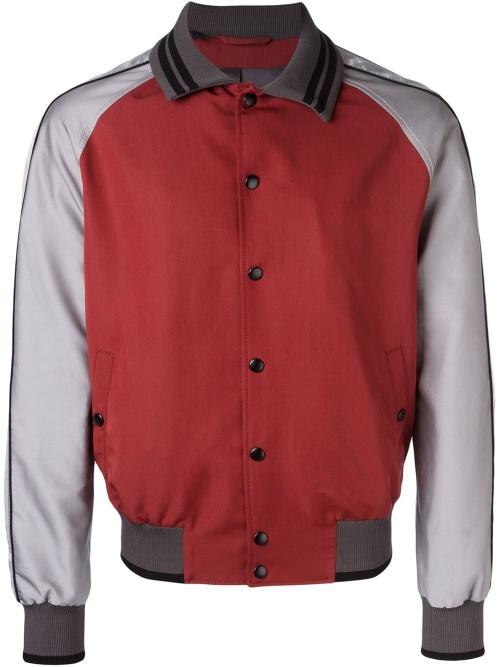 Lanvin Baseball Bomber Jacket