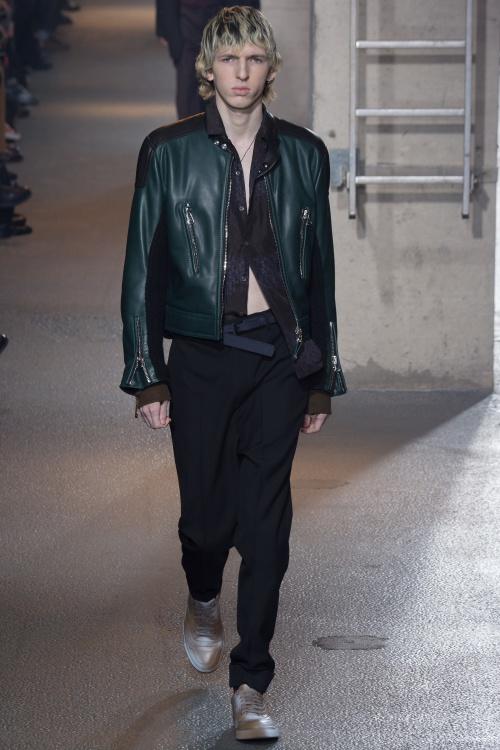 Lanvin Fall 2016 Menswear Collection