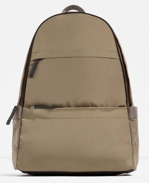 Backpack with Front Pockets