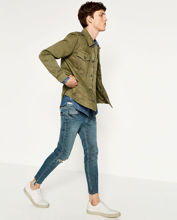 74ec783f Zara Offers Cool New Patch Designs and Denim Styles for Men - Qunel ...