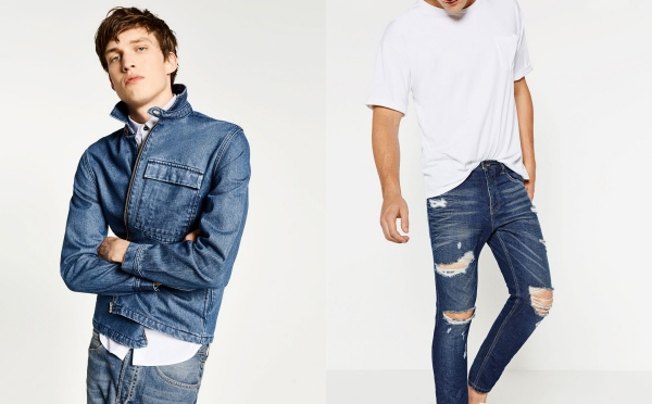 7ffda574 This summer, the Spanish brand focuses on playing with patches and giving  modern updates to everyone's favorite closet staple: denim.