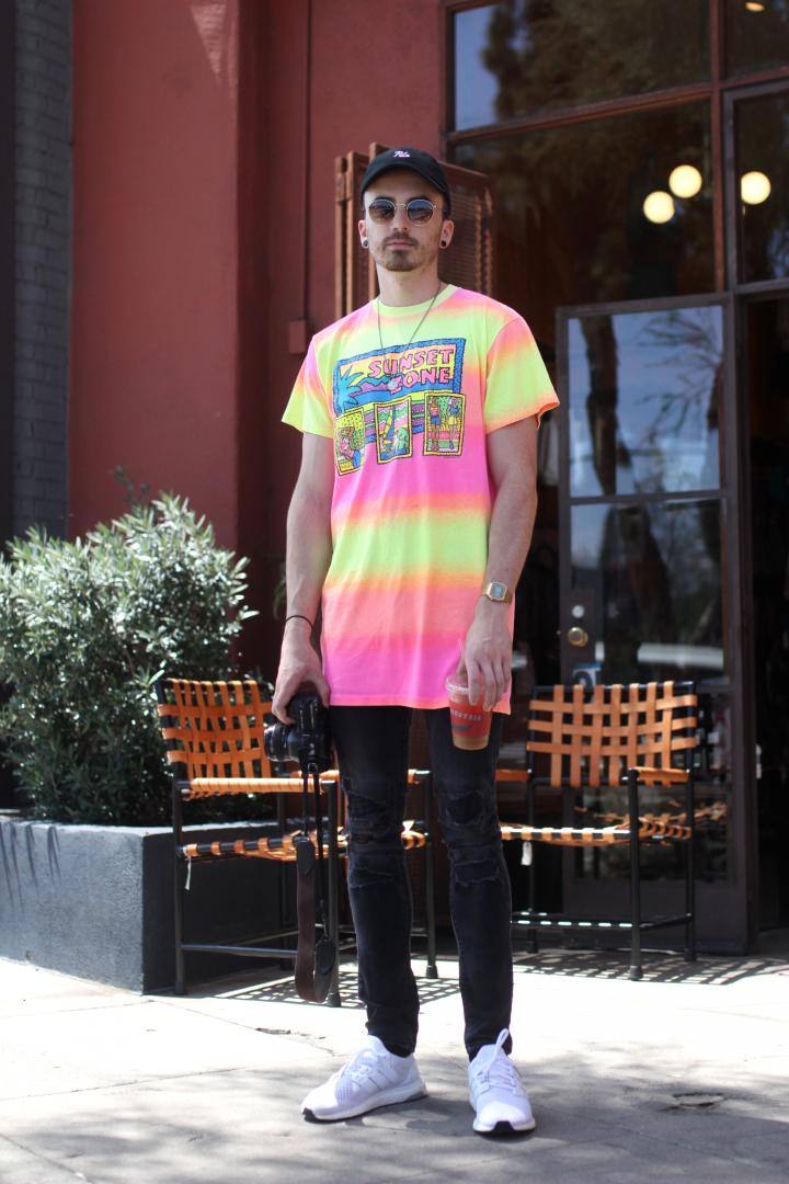 Adidas, H&M, ray-ban, Ray-bans, silverlake, taver made, thrift, Vintage, street style,
