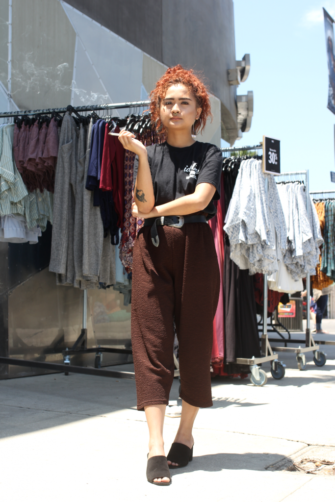 idolize, Melrose, Thrifted, Urban Outfitters, Zara, street style,