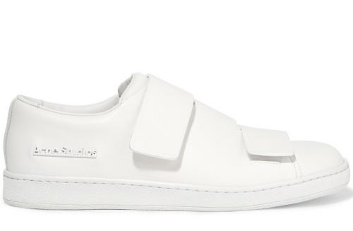 Acne Studios Triple Leather Sneakers