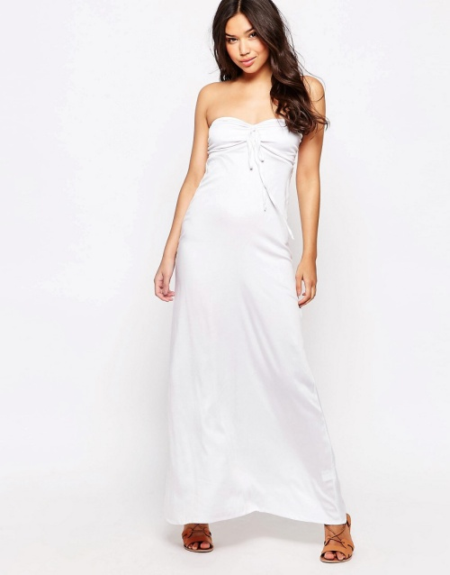 Phax Bandeau Beach Maxi Dress