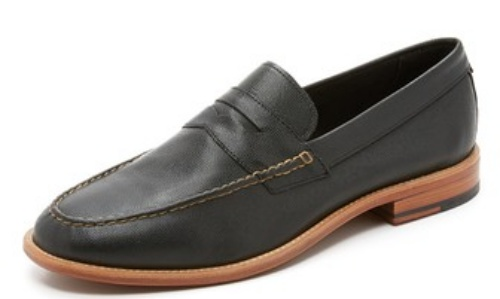 Cole Haan x Todd Snyder Willet Penny Loafers
