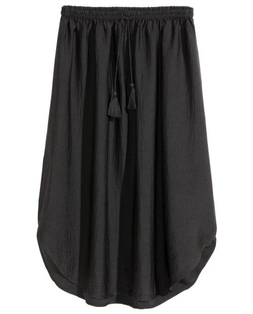 Drawstring Skirt