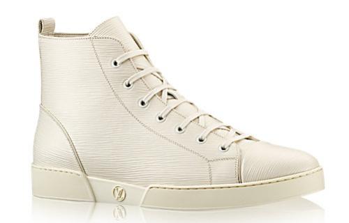 Louis Vuitton Match-Up Sneaker Boots
