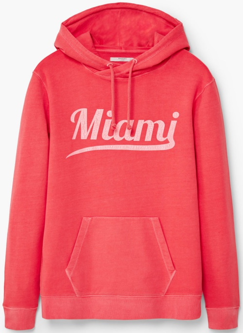 Miami Cotton Sweatshirt