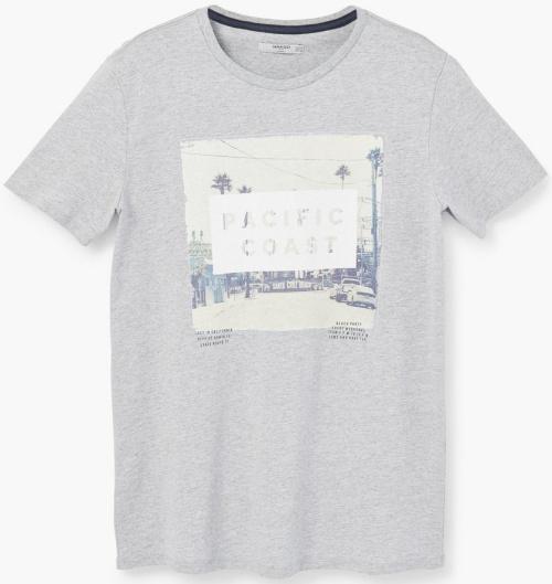 Printed Image T-Shirt