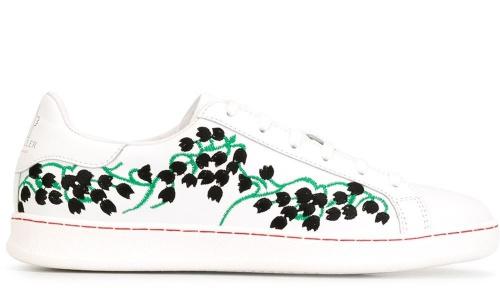 Moncler Gamme Rouge Muguet Sneakers