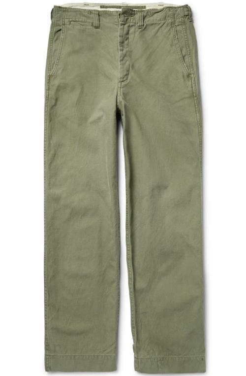Chimala Cotton Field Trousers