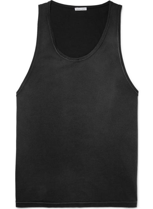 Tomas Maier Slim-Fit Cotton-Jersey Tank Top