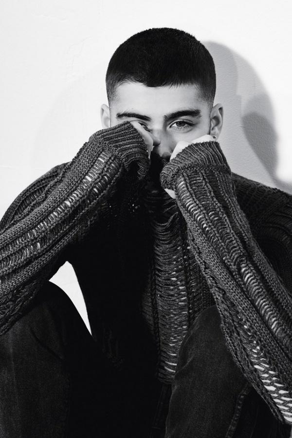 Zayn Malik for Dazed