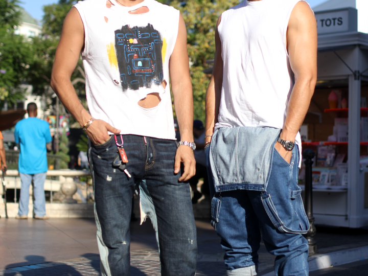 Calvin Klein, Converse, dsquared2, fendi, street style, The Grove, Urban Outfitters, Vintage