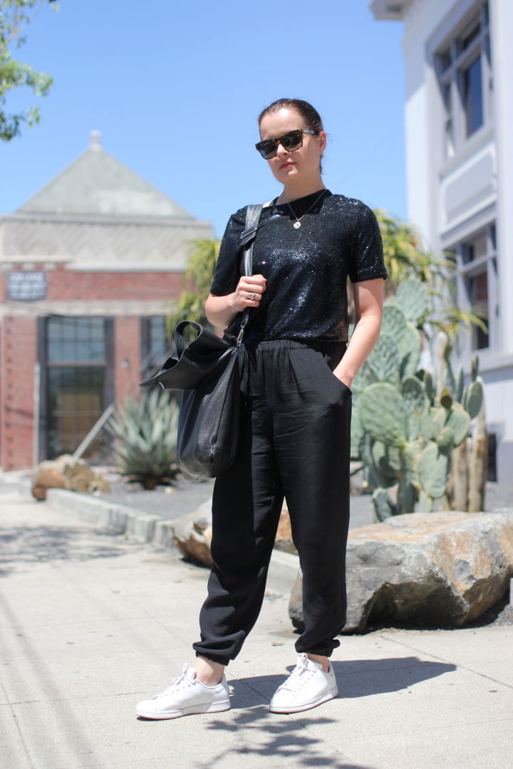 2016 cannes film festival, Adidas, Arts District, back, dtla, Stan Smith, street style
